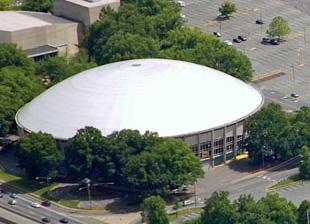Bojangles' Coliseum, North Carlolina - Stati Uniti