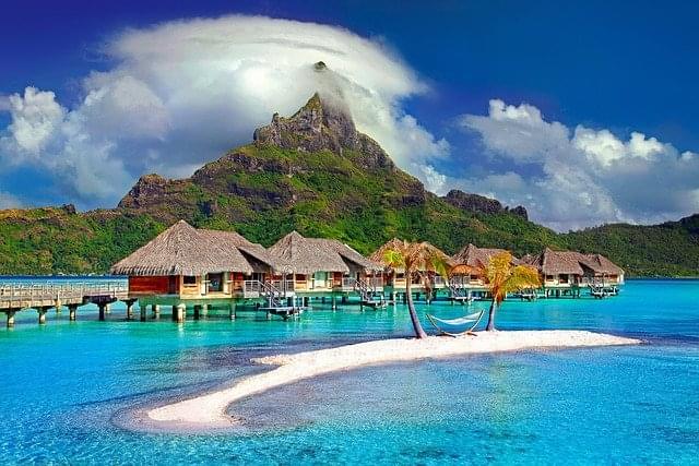 Cartina Mondo Bora Bora.Bora Bora Polinesia Dove Si Trova Quando Andare E Cosa Vedere