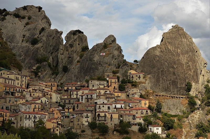 Borgo Castelmezzano
