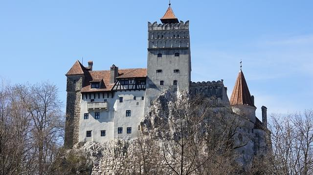 bran castello di bran dracula 1