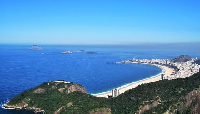 brasile copacabana