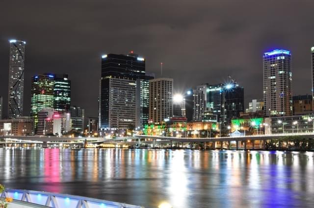 brisbane notturna australia