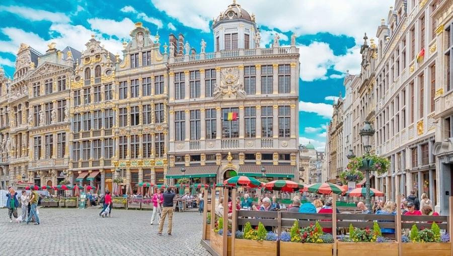 bruxelles belgio architettura