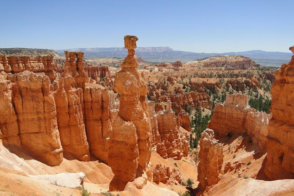 bryce canyon stati unit d america