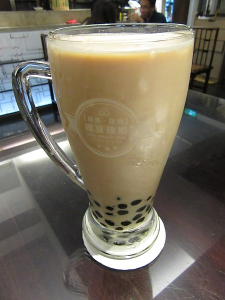 bubble tea taipei taiwan