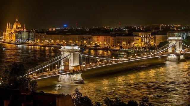 budapest ponte acqua 1