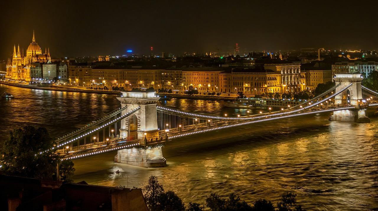 Budapest città romantica