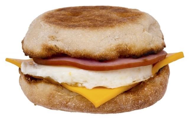 burger con canadian bacon