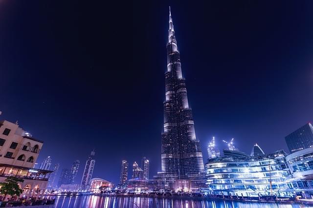 burj khalifa emirates dubai