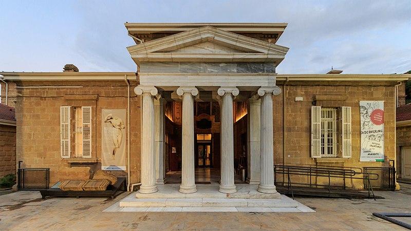 museo bizantino nicosia cipro