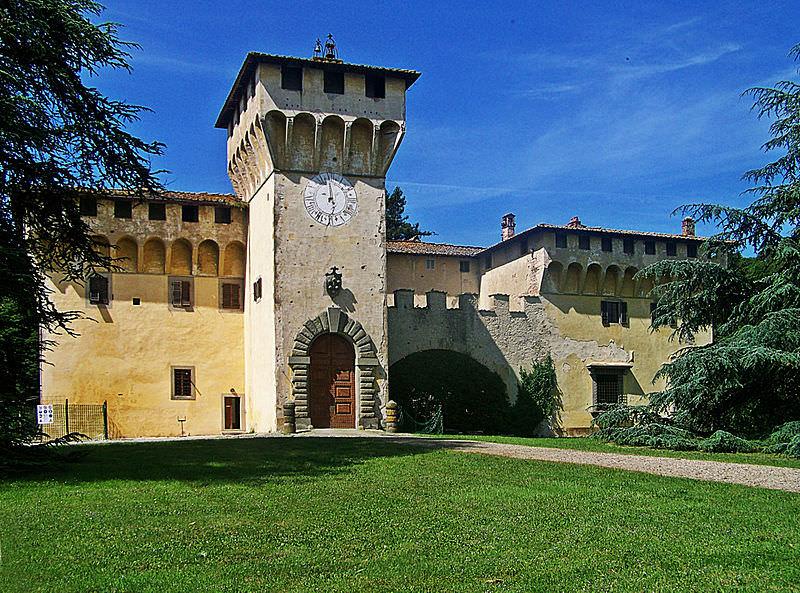 Villa di Cafaggiòlo