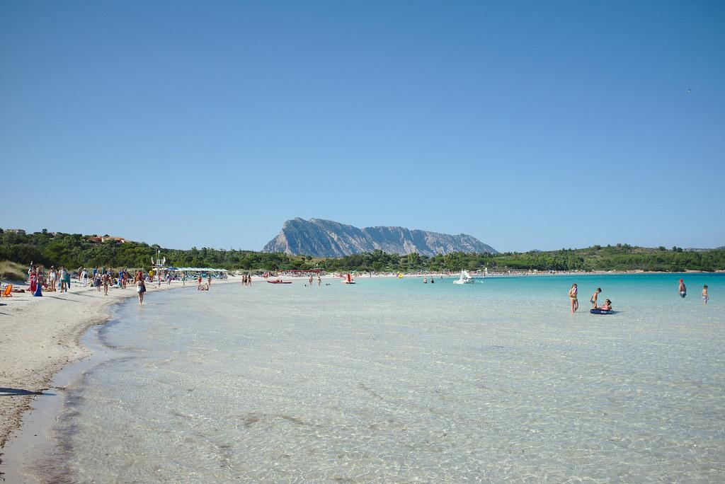 cala brandinchi spiaggia
