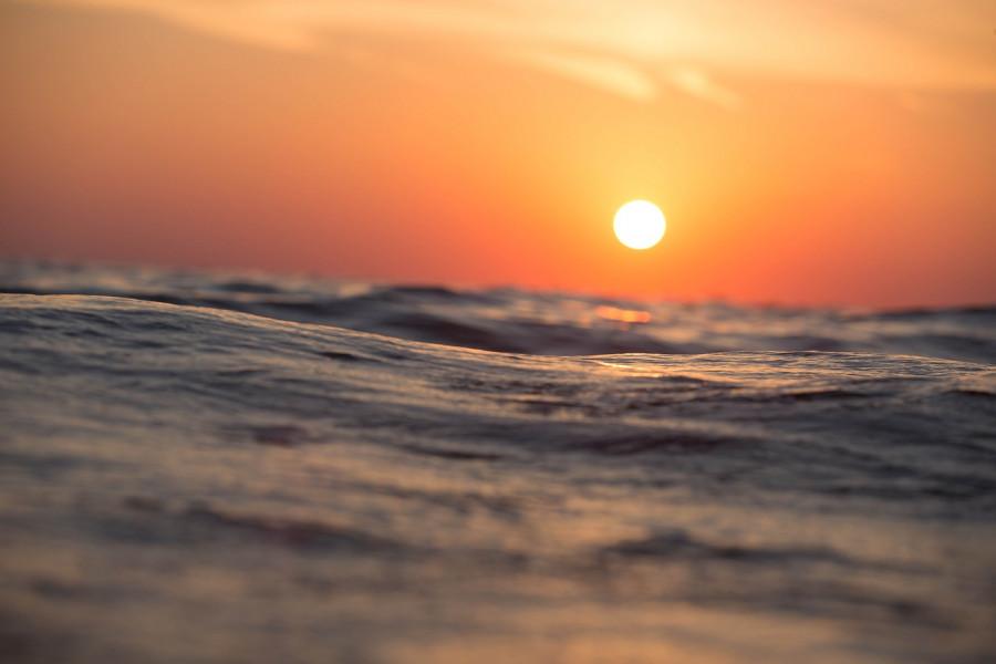 tramonto alle hawaii