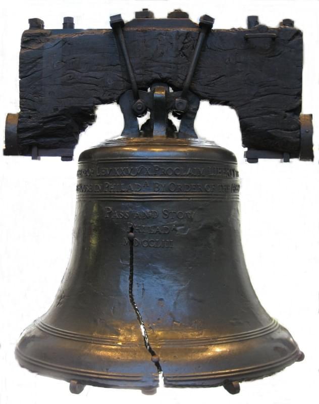 campana della liberta philadelphia
