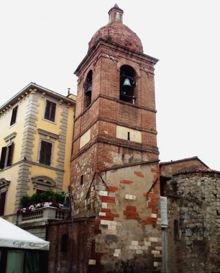 campanile di san pietro grosseto