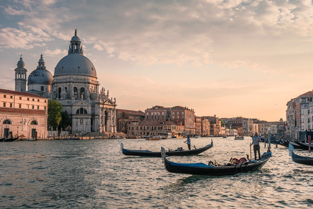 Canal Grande Venezia