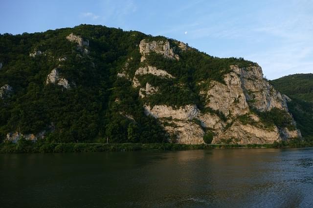 Le Porte di Ferro (Iron Gates) sul Danubio