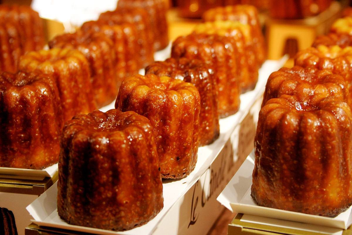 cannele di bordeaux