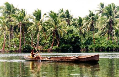 canoa isole salomone