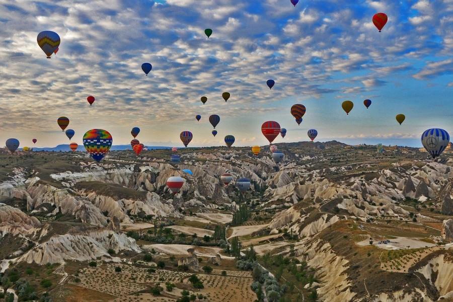 21 cappadocia turchia