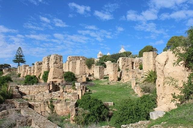 carthago cartagine storia tunisi 1