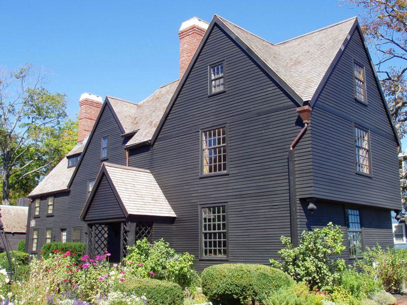 Casa di Seven Gables