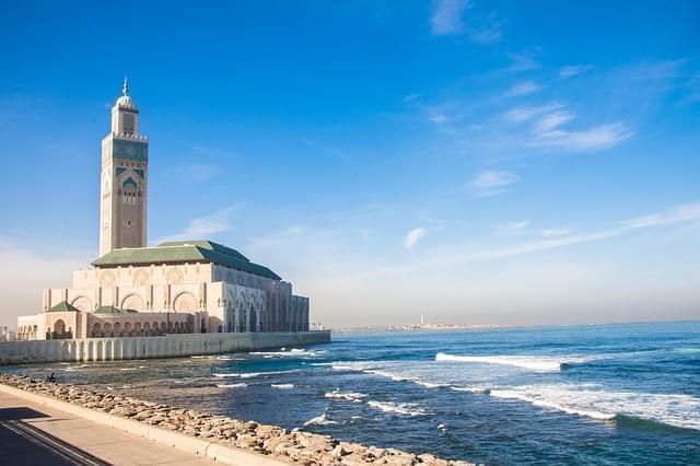 Santuario di Sidi Abderrahman Casablanca