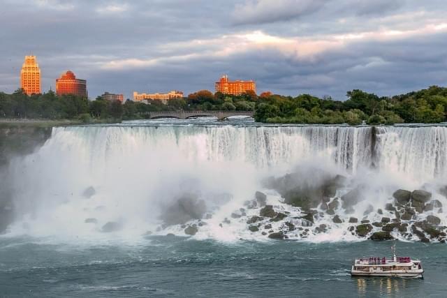 cascate niagara falls