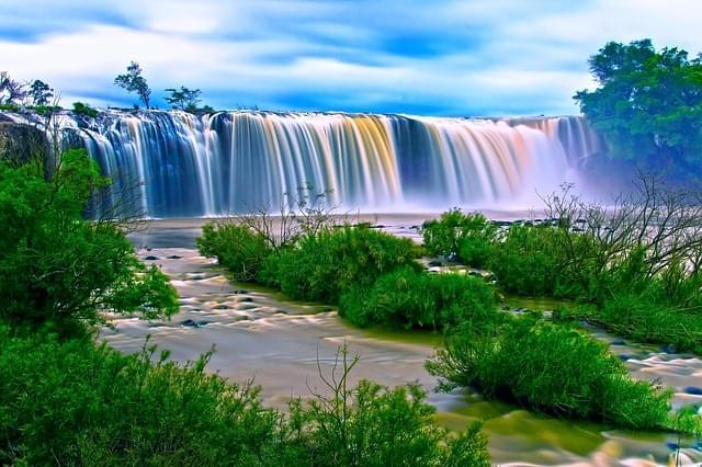 cascate piccole guyana