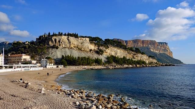 costa del borgo cassis