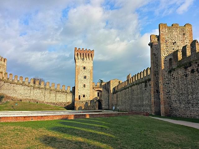 castello carraresi este padova 1