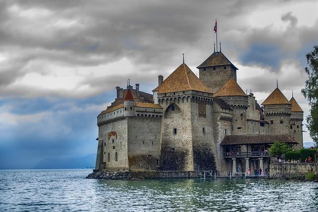 castello chillon svizzera 1