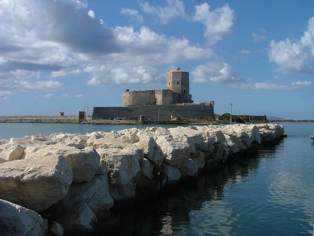 castello colombaia