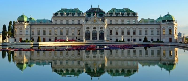 castello del belvedere vienna