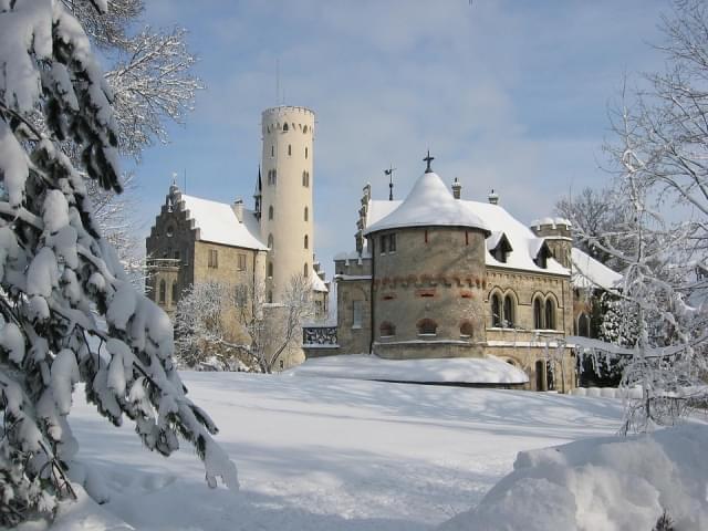 castello del liechtenstein