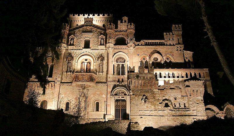 castello della monica teramo