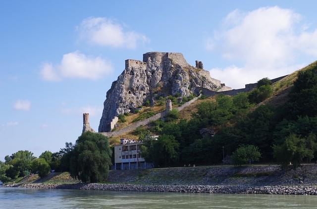 castello devin bratislava slovacchia