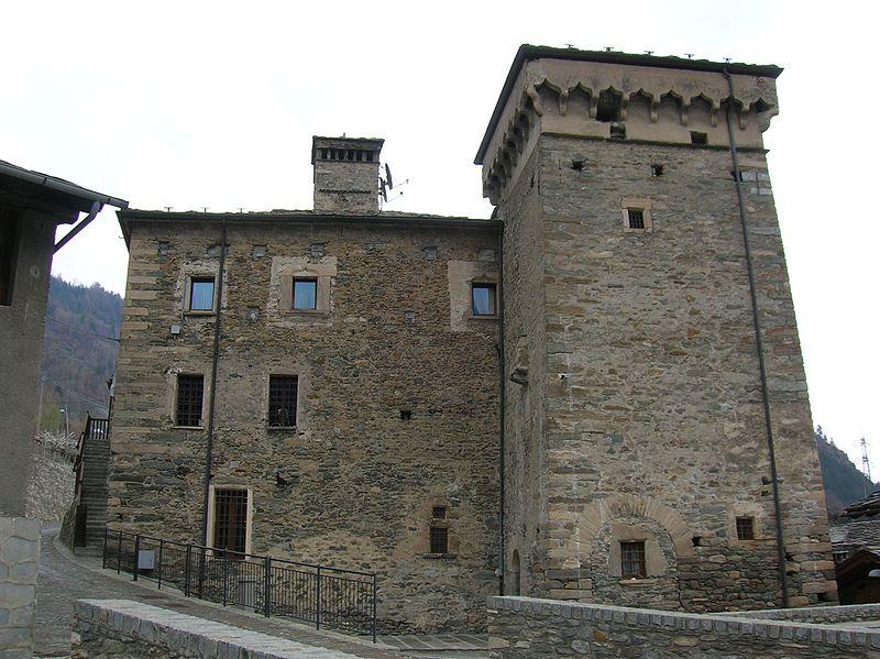 castello avise