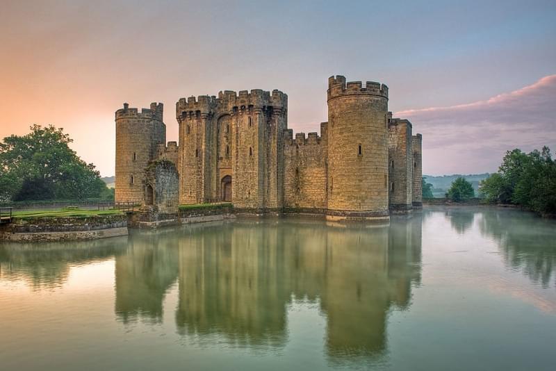 Castello di Bodiam - Inghilterra