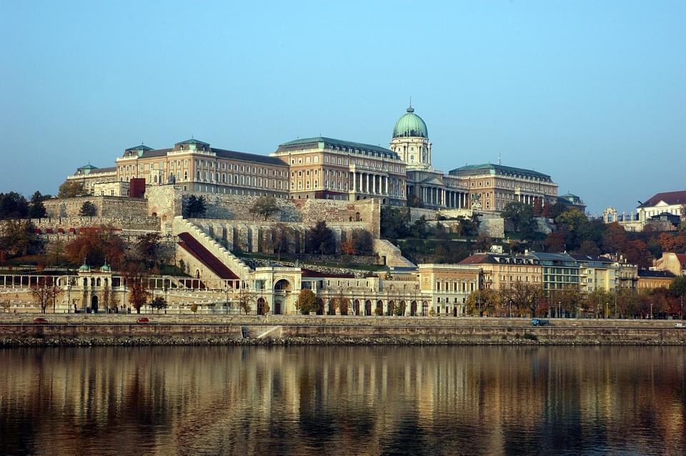 castello di buda budapest
