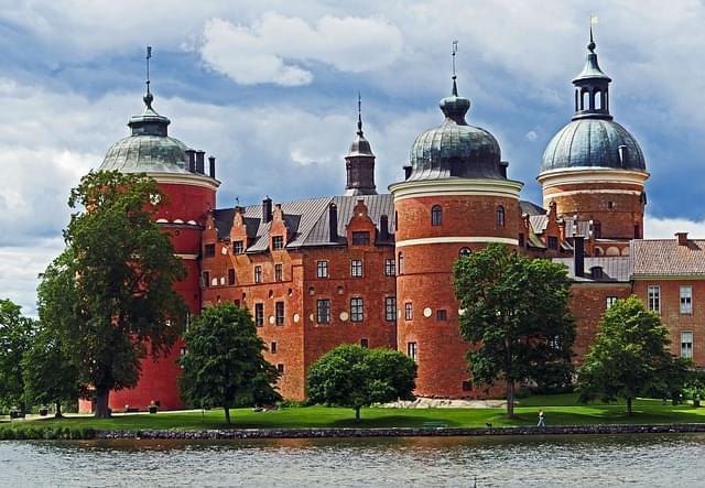castello di gripsholm malaren