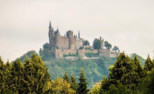 castello di hohenzollern giura svevo