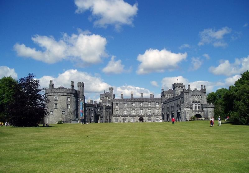 Castello di Kilkennt - Irlanda