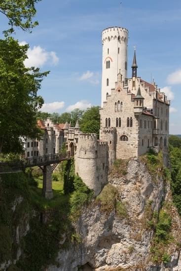 castello di lichtenstein castello