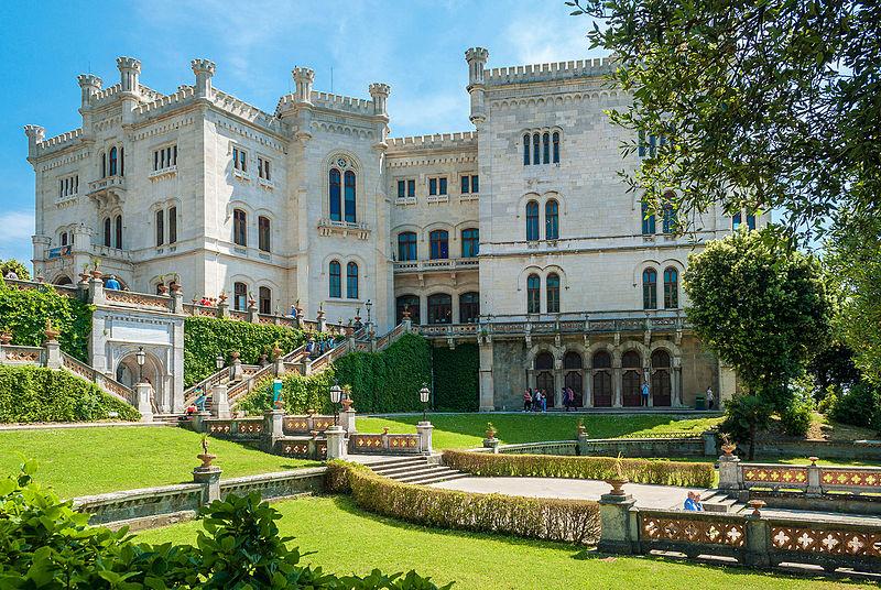 Parco del Castello di Miramare, Trieste