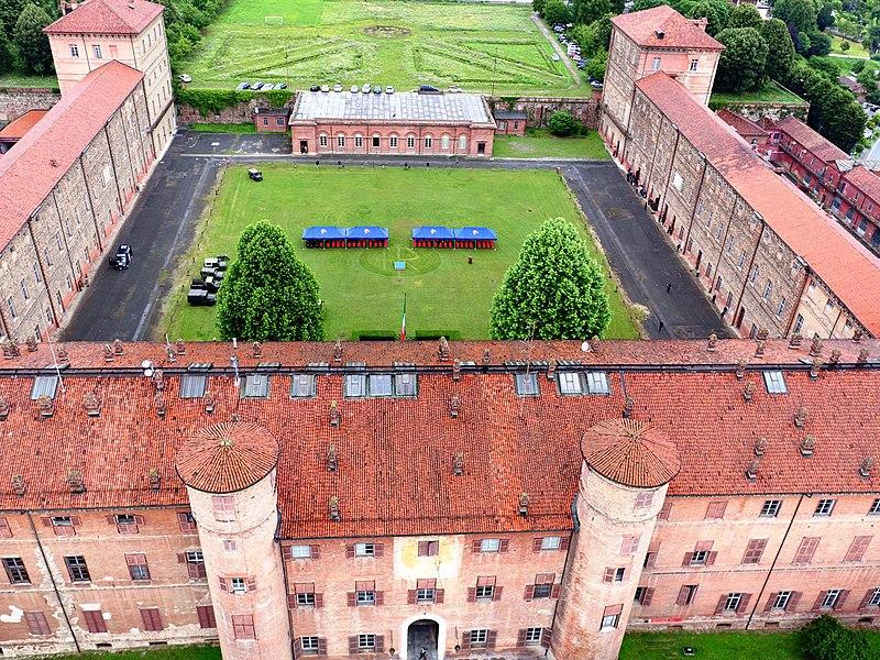 Il Castello più infestato d'Italia a Moncalieri