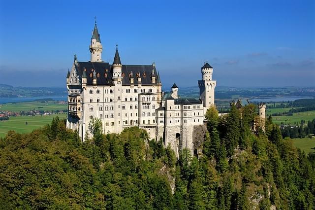 castello di neuschwanstein 2
