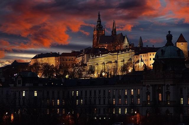 castello di praga repubblica ceca 1
