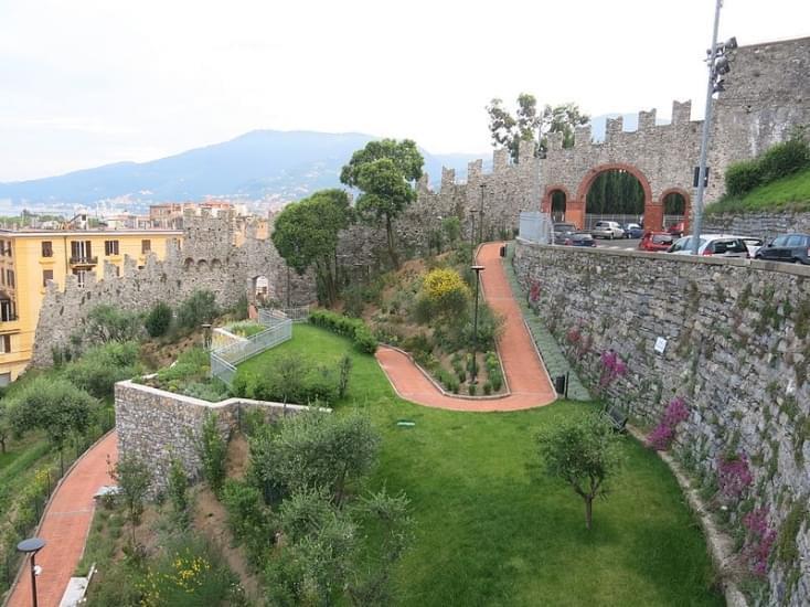 castello di san giorgio la spezia
