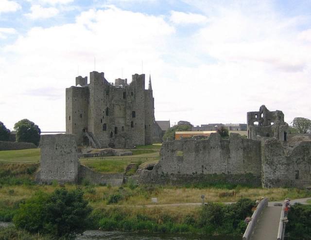 castello di trim dublino
